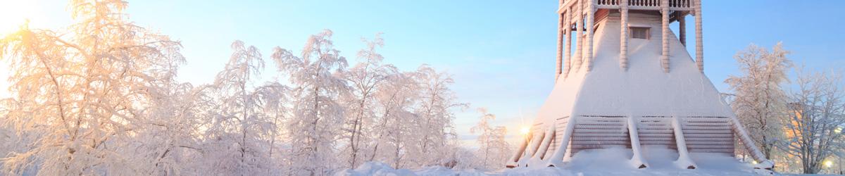 Kirche Kiruna